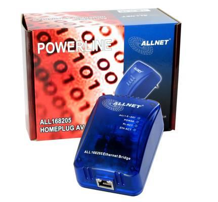 Test Allnet ALL168205: Homeplug AV gut und günstig