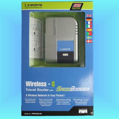 FirstLook Linksys Wireless-G Travel Router : Mit WLAN auf Reisen ...